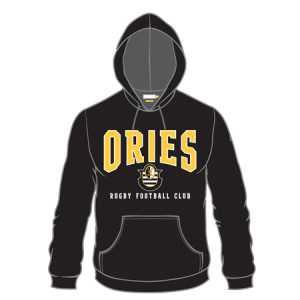 Oriental Rongotai RFC Supporters Hoodie Youth